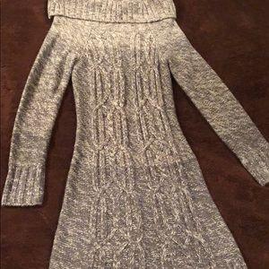 NWOT Victoria's Secret Sweater Dress Size M